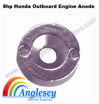 honda outboard engine anode 8hp