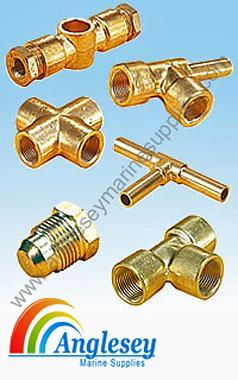Imperial Brass Compression Fittings