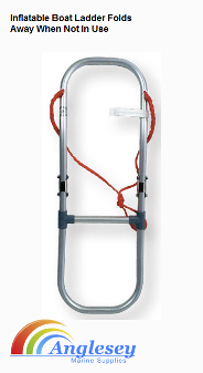 Boat Ladder For Inflatable Boats And Ribs