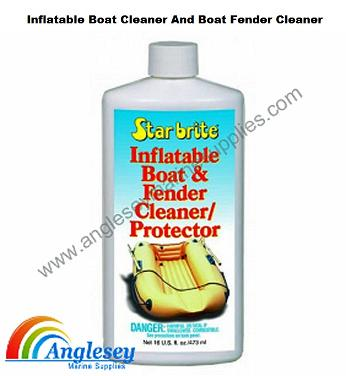 Inflatable Boat Cleaner Boat Fender Cleaner