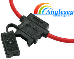 Waterproof Inline Boat Fuse Holder