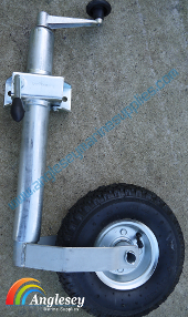 Boat Trailer Jockey Wheel Pneumatic Wheel