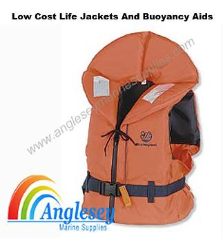 low cost life jackets