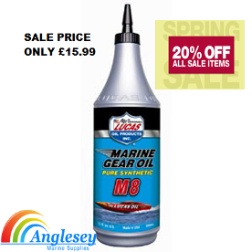marine boat gear oil lube