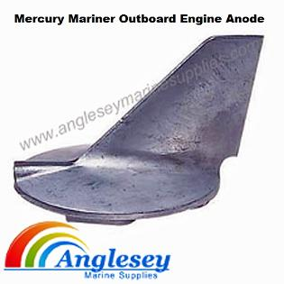 mercury mariner outboard engine anode