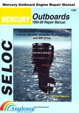 mercury outboard engine workshop manual