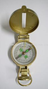 Economy Budget Hand Held Metal Case Boat Compass