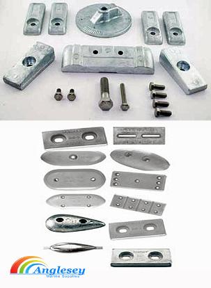 boat anodes-outboard anodes