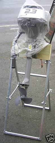 Outboard Engine Trolleys Stands Outboard Support Poles