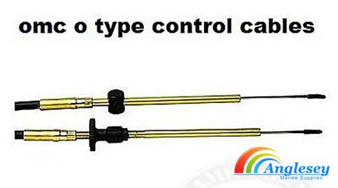 outboard engine control cables omc