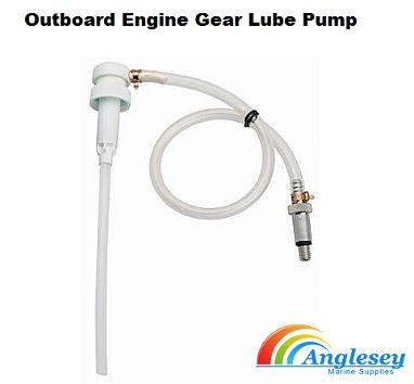 Outboard Engine Gear Oil Pump