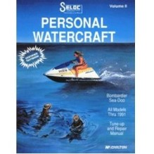 Personal Watercraft Jet-Ski Workshop Manuals