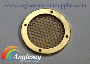 canal-narrowboat-boat cabin-vent-brass