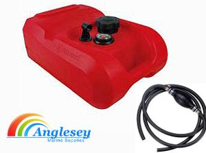 Portable Boat Fuel Tanks With Universal Boat Fuel Line