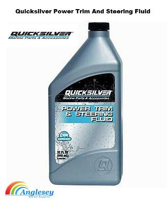 quicksilver tilt trim fluid boat steering fluid