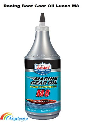 racing boat gear oil