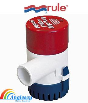 rule bilge pump 1100 gph