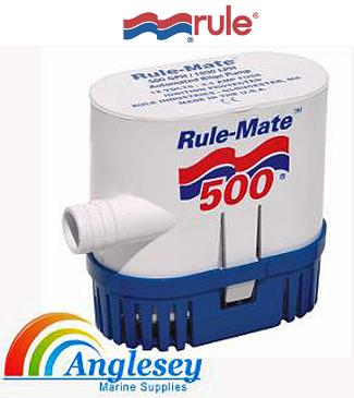 rule bilge pump automatic