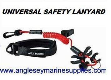 safety lanyard jet ski