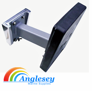 Removable Outboard Engine Bracket