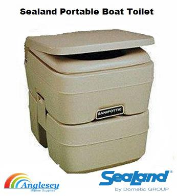 Sealand  Portable Boat Toilet