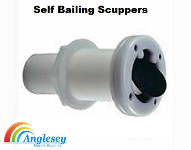 Self Bailing Scupper