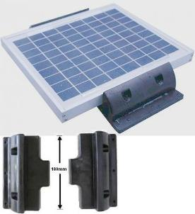 Boat Solar Panel Side Mounts