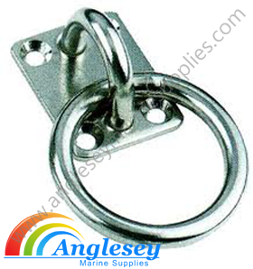 Stainless Steel Ring Eye Plate