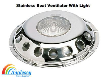 stainless steel boat air vent