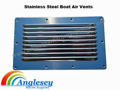 stainless steel boat air vents
