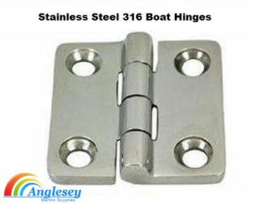 Stainless Steel Boat Hinges