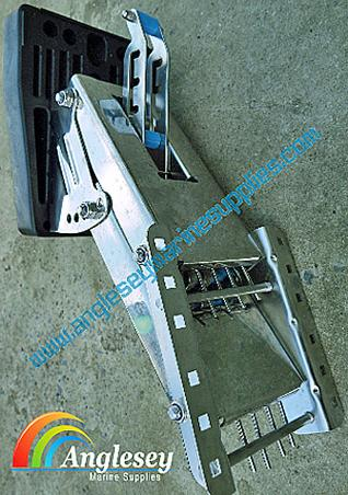 Stainless Steel Heavy Duty Outboard Engine Bracket