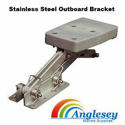 Stainless Steel Outboard Bracket