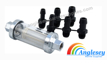 Clear Boat Fuel Filter