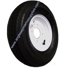 boat trailer wheel