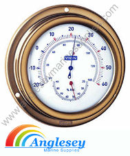 canl narrowboat vion thermometer hygrometer canal boat galley cabin