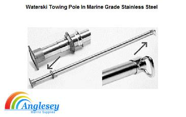 Stainless Steel Water-Ski Pole
