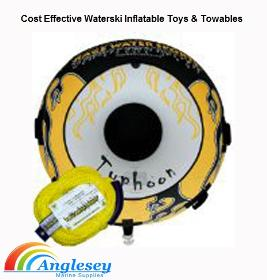 Inflatable Water-Ski Toy Donut